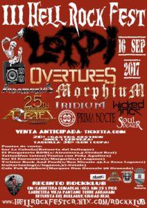 Hell Rock Fest 6k3